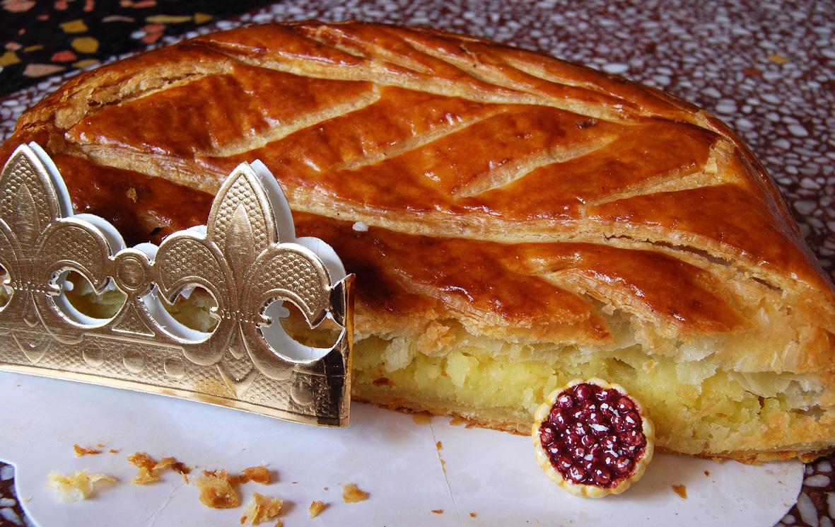 L epiphanie la galette des rois a l 39 encre violette - Epiphanie galette des rois ...