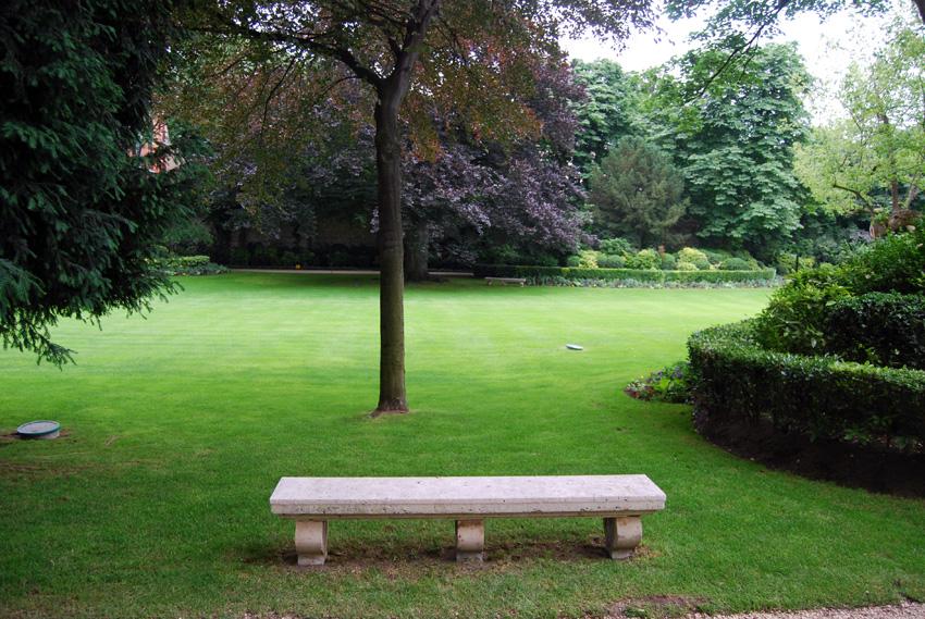 Rendez vous au jardin de l h tel matignon a l 39 encre violette for Rendez vous au jardin