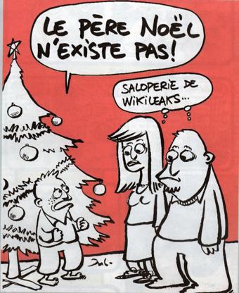 Tant crie-t-on Joyeux Noël qu'il vient dans Almanach noelblog