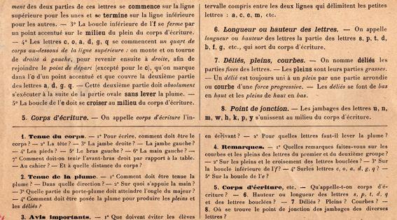 Ecriturecursiveblog2 dans Ma Douce France