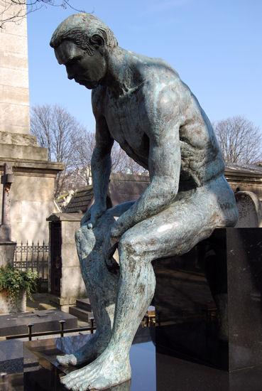 rodin œuvre du sculpteur synonymes