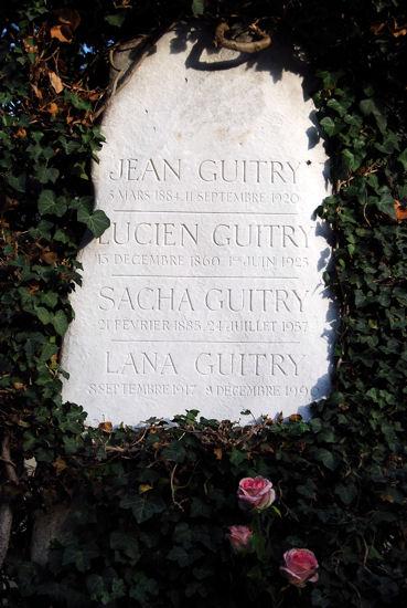 Sacha-Guitryblog dans Almanach