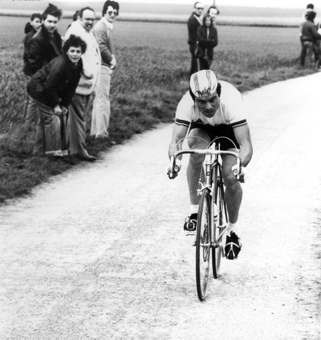Bernard Hinault champion du monde