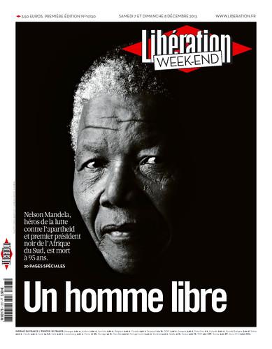 Mélodie Nelson Mandela dans Coups de coeur