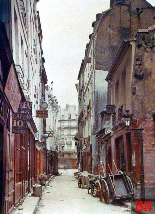 rue-de-bievre-en 1914