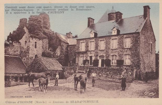 Château d'Olondeblog