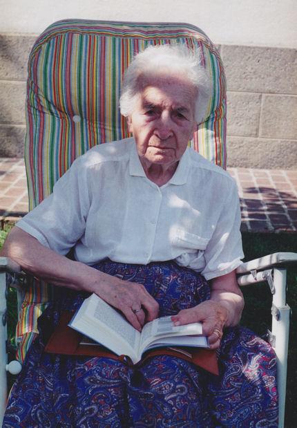 Ma maman 90 ans blog