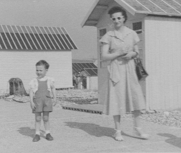 Maman et JM blog