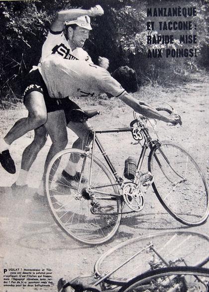TOUR 1964 blog 53 Hyères
