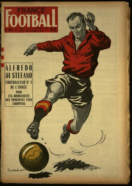 Couverture France-Football 2