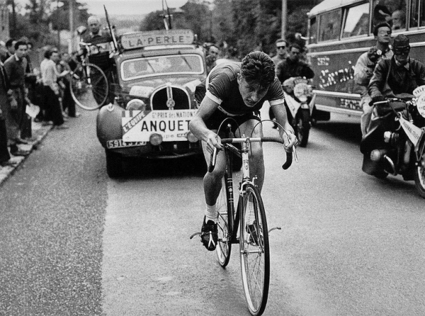 Grand Prix des Nations 1953 Anquetil