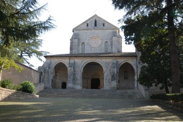abbaye de Casamari 1