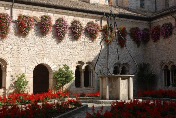 Abbaye de Casamari 2