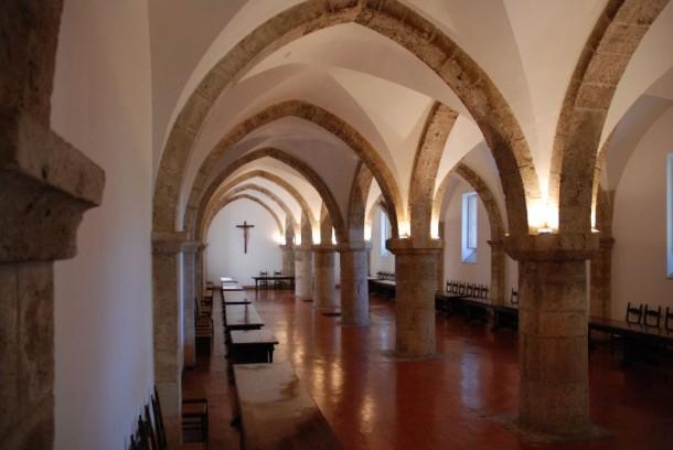 Abbaye de Casamari 3