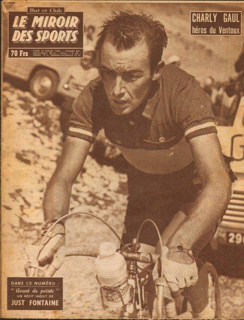 1958 - BUT et CLUB - Gaul Ventoux