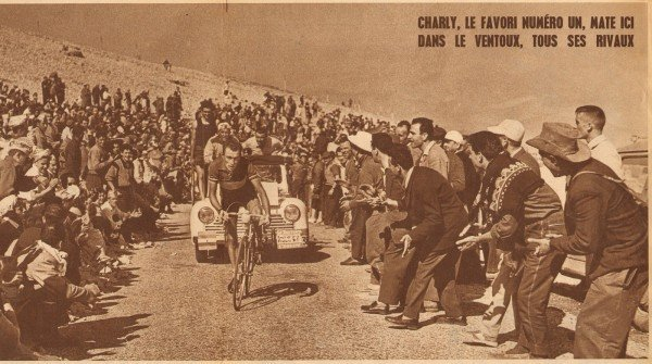 1958 - Gaul Ventoux