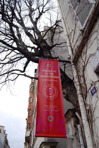 entrée musée vie romantique blog