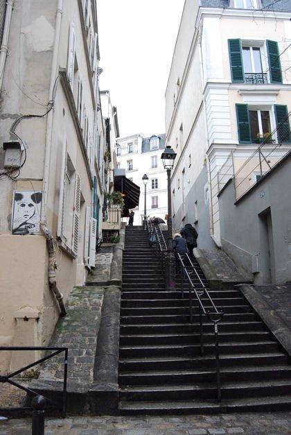 escalier Antoine blog