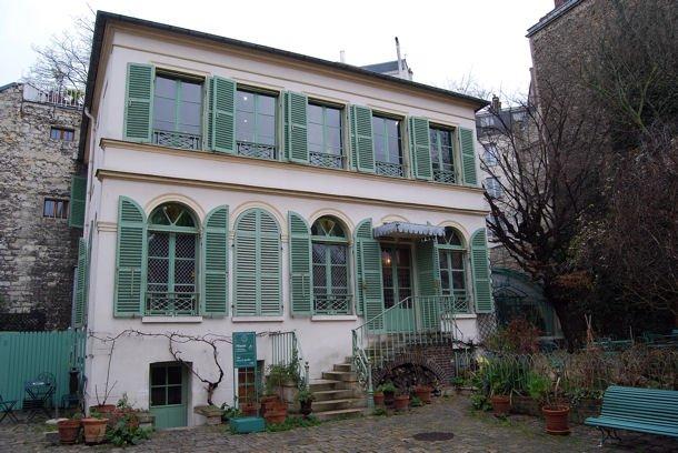 façade musée vie romantique blog
