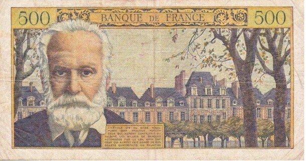 France_500_francs_Victor_Hugo