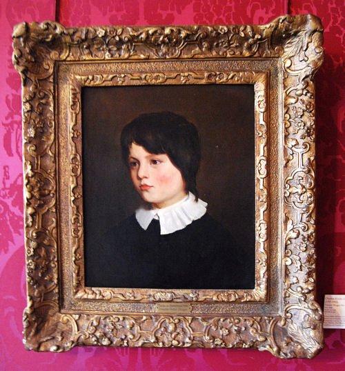 Maison Hugo portrait fils blog