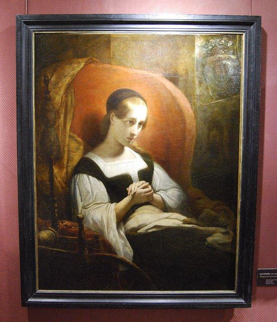 Marguerite au rouetblog
