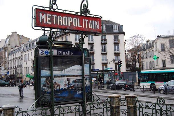 Metro Pigalleblog