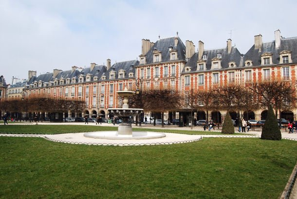 place des Vosges blog1