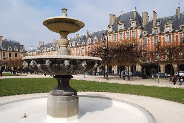 place des Vosges blog2