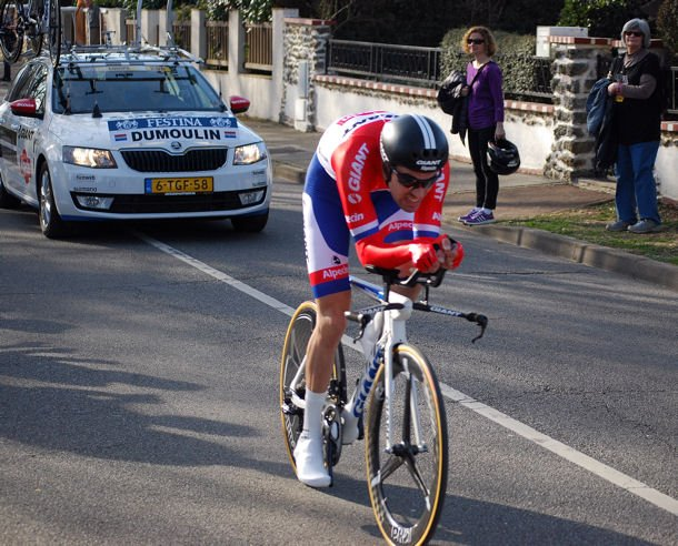 Tom Dumoulin blog