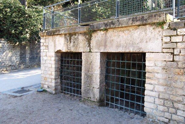 Arènes de Lutèce cages blog