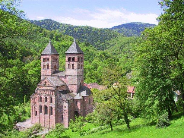 Abbaye Murbach