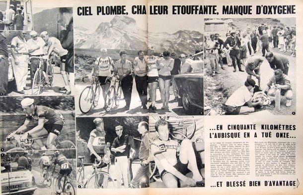Tour65 abandons Pyrénées blog