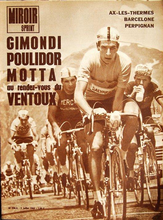 Tour65 avant le Ventoux blog