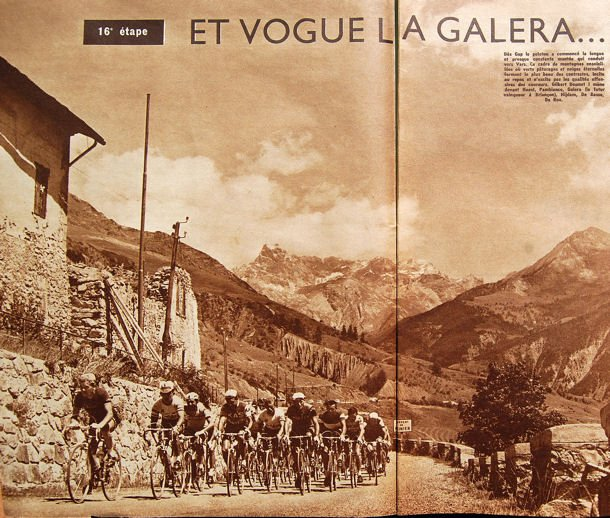 Tour65 Col de Vars blog