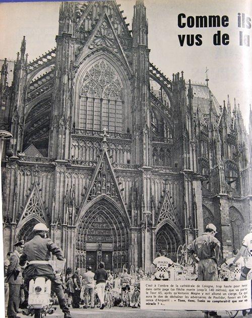 Tour65 Cologne blog