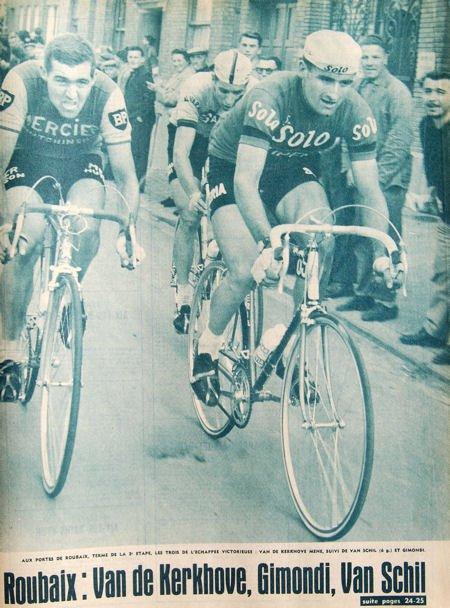 Tour65 échappée Roubaix blog