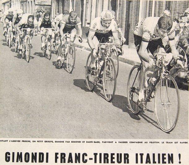 Tour65 Gimondi vers Rouen blog