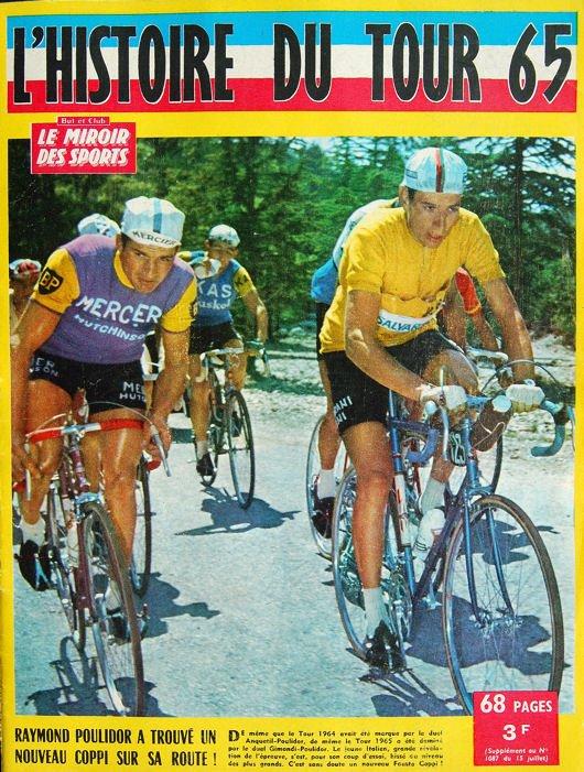 Tour65 Miroir des Sports blog