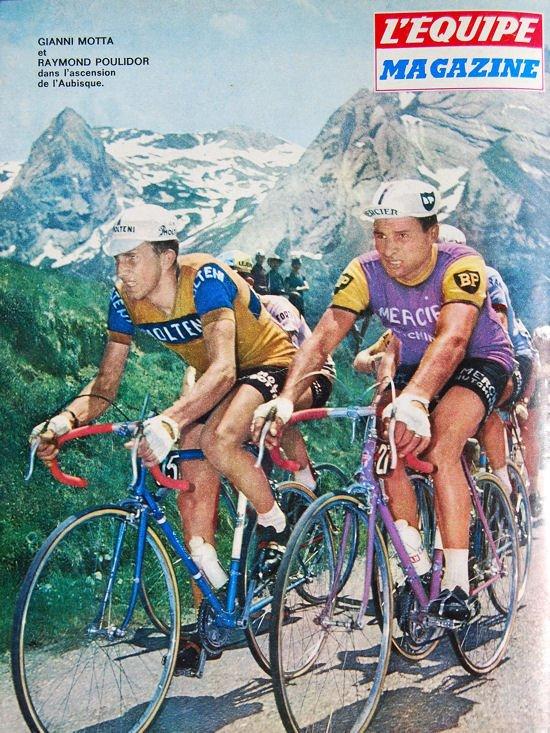 Tour65 Motta Poulidor dans Aubisque blog