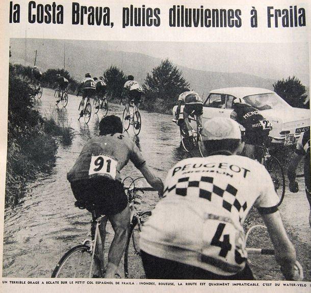Tour65 Pluie avant Perpignan blog