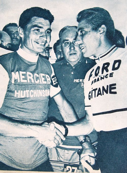 Tour65 Poulidor Anquetil blog