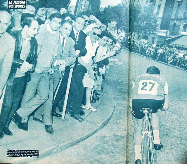 Tour65 Poulidor avant Parc blog