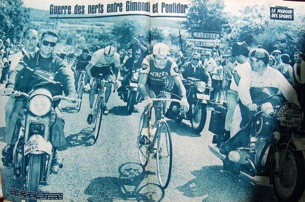 tour65 Poulidor Gimondi Dourdan blog