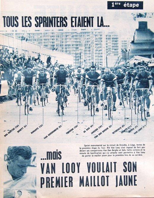 Tour65 Sprint 1ere étape blog
