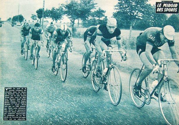 Tour65 Vers La Rochelle blog