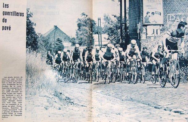 Tour65 vers Roubaix blog