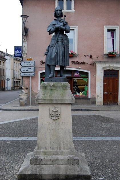 Vic Jeanne d'Arc blog