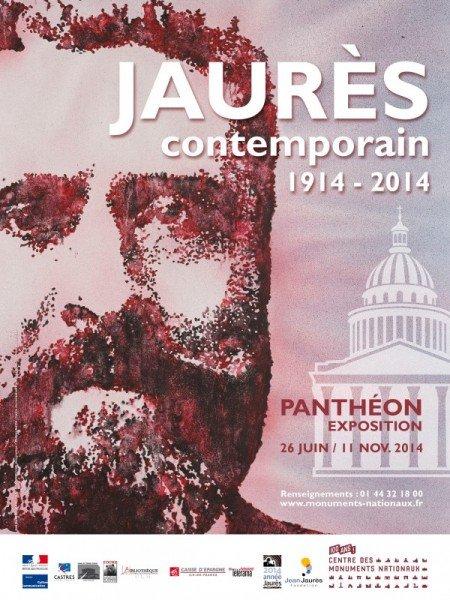 Expo Jaurès Panthéon