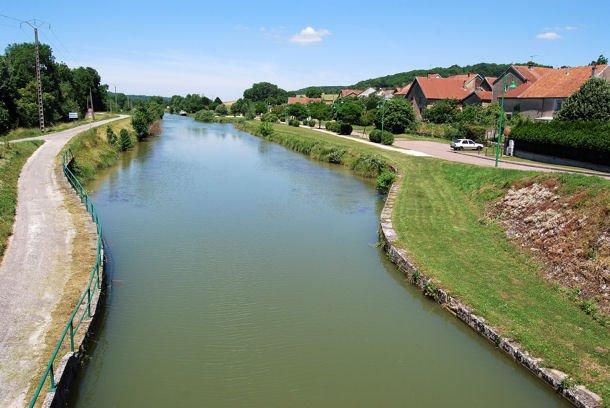 canal entre Champagne et Bourgogne blog